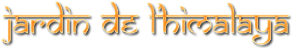 Le jardin de l'himalaya